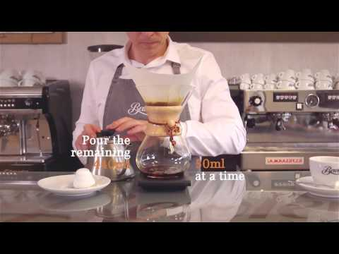 Bewley's Chemex Guide