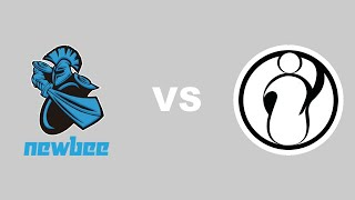Newbee.Young vs INVICTUS GAMING - Game 2 - Betway Asian Dota League