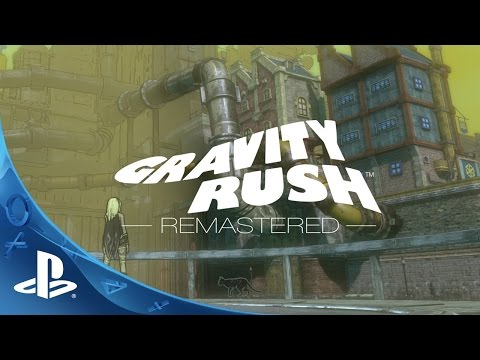 Gravity Rush Remastered Video Screenshot 1