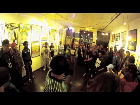 Tribeca Urban Arts and Music Showcase RECAP
