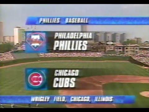May 30th, 1994 - Phillies vs Cubs