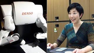 Interview with Noriko Arai, Todai Robot Project Director