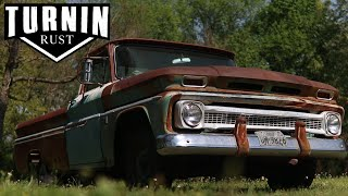 Flipping a $1200 Big Back Window C10 Into Cash | Untouched 1966 Fleetside Chevy C10 Truck