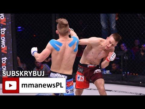 KSW 38: Maciej Kazieczko znokautował Tomasza Matusewicza (+video)