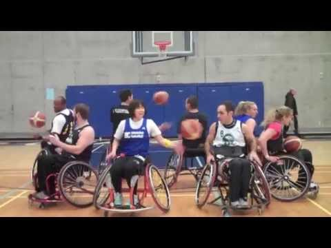 We're BC Wheelchair Basketball Society!