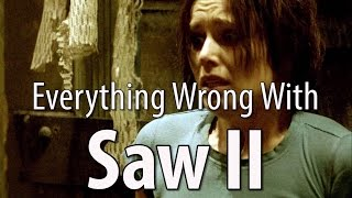 Everything Wrong With Saw II In 15 Minutes Or Less
