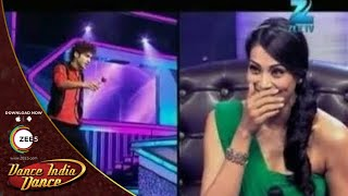 UNBELIEVABLE! Raghav Proposed Bipasha Basu In Slow Motion - Dance India Dance Season 3