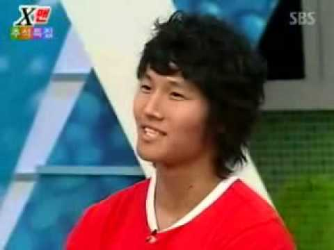 Xman Dangyunhaji   Jan Woo Hyuk vs Haha