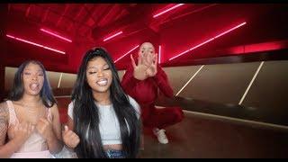 "BHAD BHABIE feat. Tory Lanez ""Babyface Savage"" REACTION | NATAYA NIKITA"