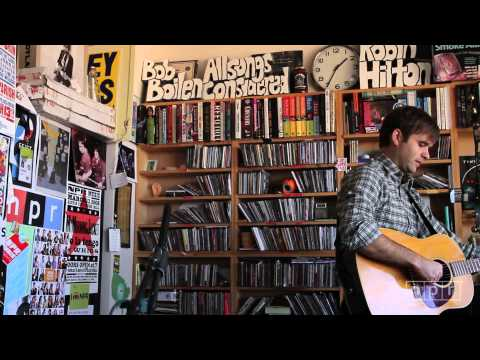 Ben Gibbard: NPR Music Tiny Desk Concert