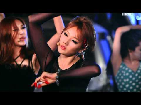 음악중심 - SunnyHill - Midnight Circus, 써니힐 - 미드나잇 서커스,Music Core 20110625