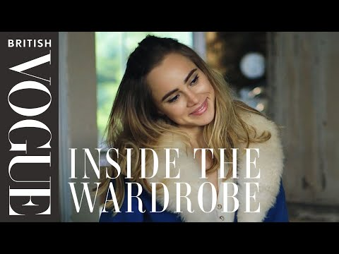 Suki Waterhouse: Inside the Wardrobe | British Vogue