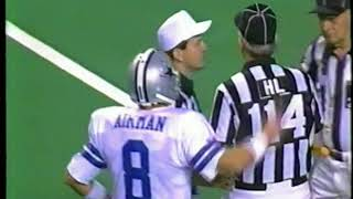 1992-12-21 Dallas Cowboys vs Atlanta Falcons