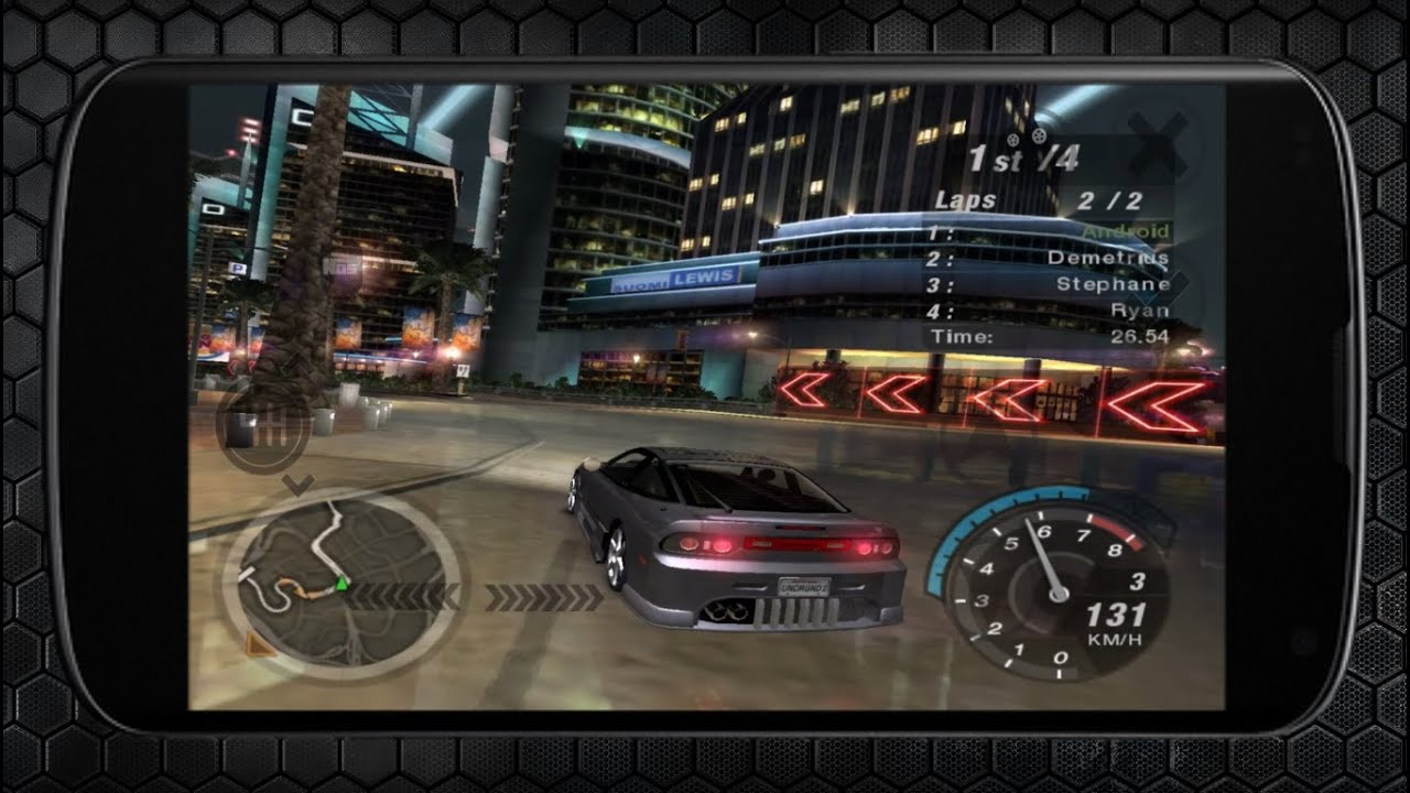 Need for speed for android скачать.