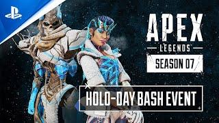Apex Legends - Season 7: Holo-Day Bash 2020 Trailer | PS4