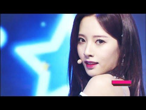 [Stage Mix] 설레는 밤 - 우주소녀