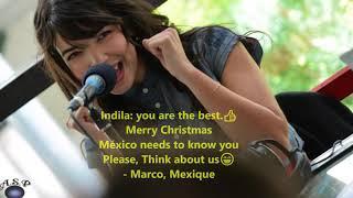 Joyeux Noël Indila 2020