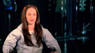 "Orange Is The New Black: Taryn Manning ""Tiffany ´Pennsatucky´ Doggett"" Season 2 On Set TV Interview"