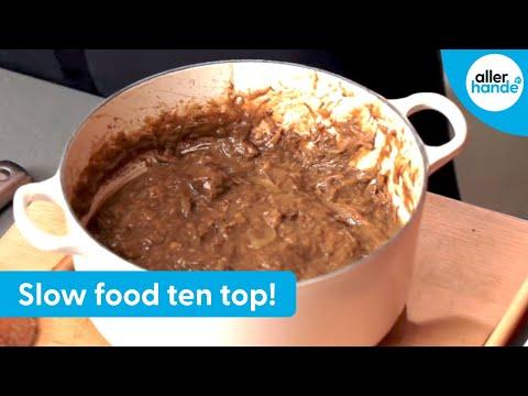 Draadjesvlees / hachee maken - Allerhande