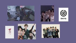 [PLAYLIST] The Rose AND Day6 Sad And Chill Playlist