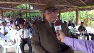 Reunião da 4ª área da CIADSETA em Buriti doTocantins