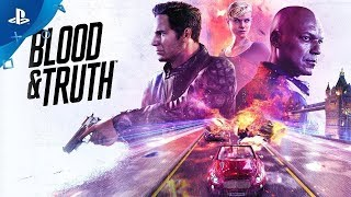 Blood & truth :  bande-annonce