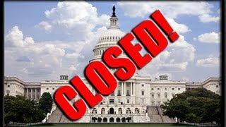 This Is What Happens In A Government Shutdown