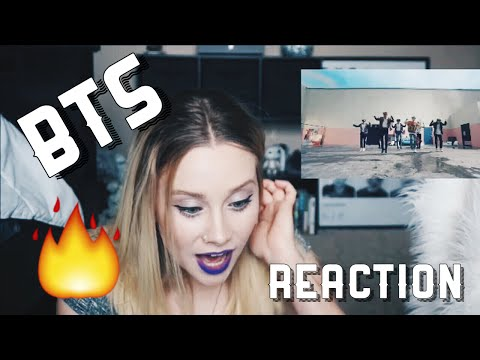 BTS Fire M/V Reaction!