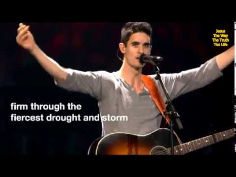 In Christ Alone...Great Christian Song Ever (Lyrics)