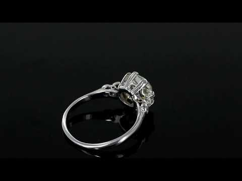 Browns Family Jewellers 3 carat diamond Engagement Ring