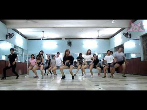 HYUNA(현아) - '잘나가서 그래 (Roll Deep) Dance Cover by BoBo's class