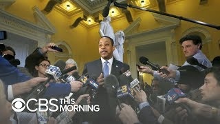 Justin Fairfax denies sexual assault allegations, releases polygraphs