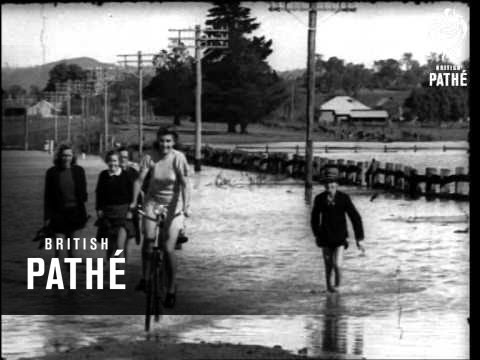 When The Rains Came To Australia (1944)
