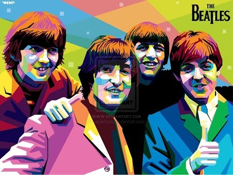 The Beatles - Birthday (hd)