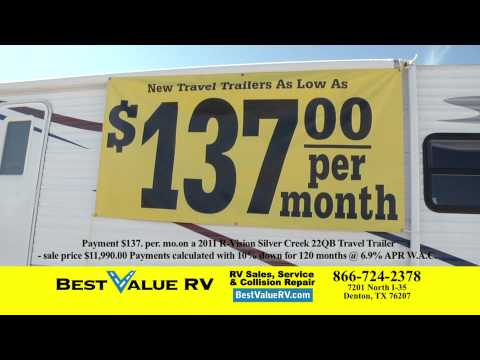 Best Value RV commercial
