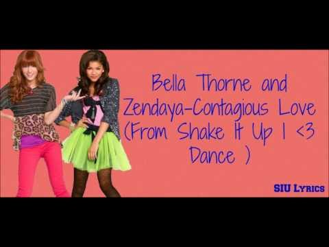 Baixar Bella Thorne and Zendaya-Contagious Love (From Shake It Up I 3 Dance ) FULL SONG