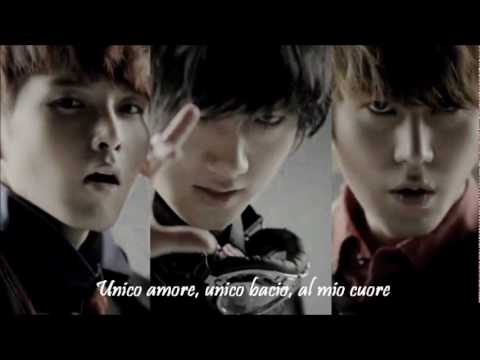 SUPER JUNIOR - My love, My kiss, My heart _ ITALIAN SUB