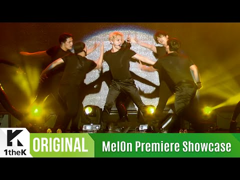 [MelOn Premiere Showcase] XIA(준수) _ ROCK THE WORLD, Magic Carpet, & Don't Forget(잊지는 마) [SUB]
