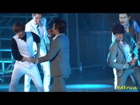 SUPER JUNIOR FUNNY MOMENTS #1