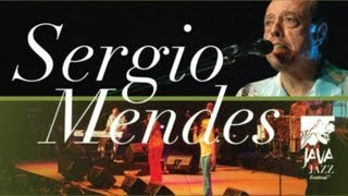 """Sergio Mendes """"The Frog"""" Live at Java Jazz Festival 2007"""