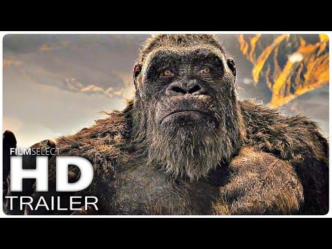 GODZILLA VS KONG Trailer (2021)