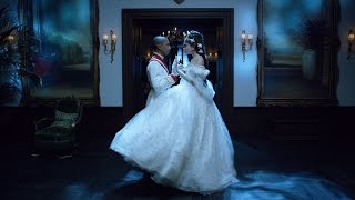 """Reincarnation,"" film by Karl Lagerfeld ft. Pharrell Williams, Cara Delevingne, Géraldine Chaplin"