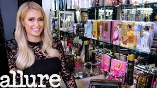 Paris Hilton's Extravagant Closet Tour | Beauty Spaces | Allure