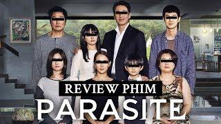 Review phim PARASITE (Ký sinh trùng)