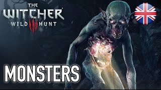 The Witcher 3: Wild Hunt - Monsters