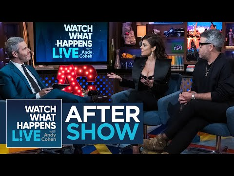 After Show: Bethenny Frankel's New Boyfriend | WWHL | RHONY