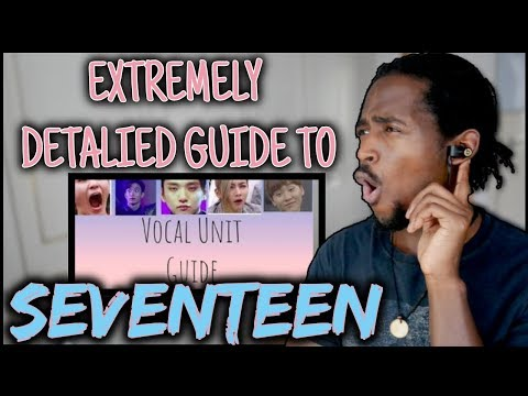 Dancer Reacts To An Extremely Detailed Guide To Seventeens Vocal Unit | Part 2 | Kpop Poll Request