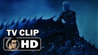 """GAME OF THRONES S07E07 Official Clip """"Army of the Dead"""" (HD) HBO Drama Series SPOILERS!!"""