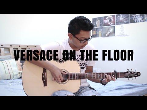 Bruno Mars - Versace On The Floor - Fingerstyle Guitar