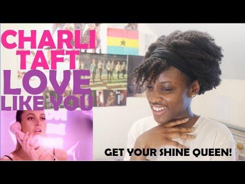 [STATION] CHARLI TAFT - LOVE LIKE YOU MV REACTION